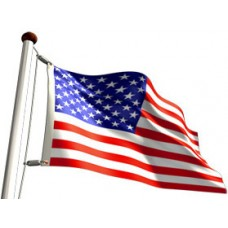 8' x 12' United States Polyester Flag